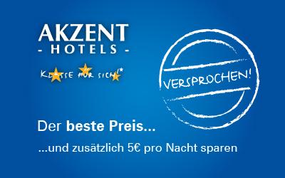 AKZENT Hotels Stammgastcard